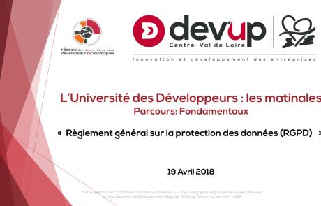 DEV'Up Orléans | PSASS